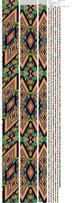 Жгуты из бисера схемы                                                                                                                                                                                 More