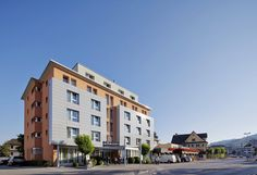 Seminar Hotel Krone Dornbirn Das Hotel, Multi Story Building, Contemporary Architecture, Places, Vacation