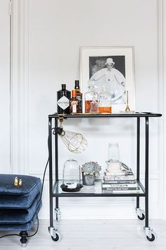 """Explore our internet site for additional relevant information on """"bar cart decor inspiration"""". It is an exceptional place to find out more. Mini Bars, Bar Cart Styling, Bar Cart Decor, Decoration Inspiration, Interior Inspiration, Decor Ideas, Wedding Inspiration, Art Ideas, Decorating Ideas"""