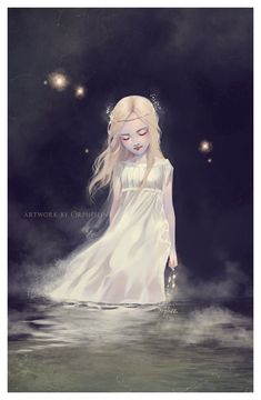 Young Aelin [by Orpheelin]