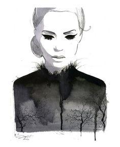 Illustrationen von Jessica Durrant