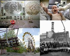 27 years since Chernobyl disaster photoset