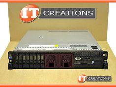 IBM SYSTEM X3650 M3 8B SERVER TWO E5630 2.53GHZ 32GB 8 X 300GB 15K SAS