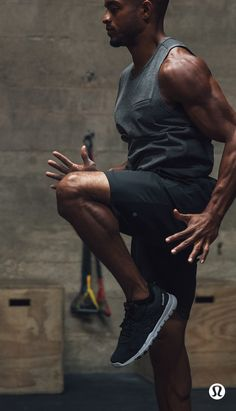 Staying Power. The License to Train Short with abrasion-resistant technology to match the intensity of your workout.
