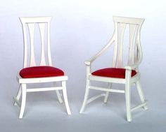 Kim Selwood Miniature Furniture Maker - Dolls' Houses Past & Present