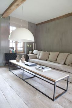 murs gris