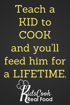 Want to teach your kid how to cook healthy food, but aren't sure where to begin? Take this min-course for FREE!