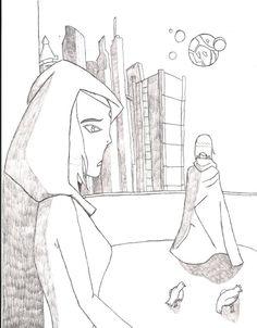 Raven and Arella - Azarath