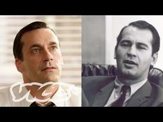 """Vice looks at the life of advertising legend George Lois and asks is he the real Don Draper from """"Mad Men""""?"""