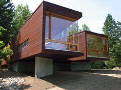 8 Futuristic Prefab Homes | Dwell