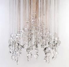 Eva Menz crystal chanelier