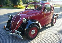 1947 FIAT TOPOLINO.  Image result for Fotos de autos Fiat Antiguos
