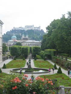 Salzburg, Austria The hills are alive with the sound of music........you can say that again!!!!