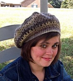 Hat, Crochet hat, Slouchy Crochet Beanie, green crochet hat by OnceUponARoll, $16.15 USD BLACK FRIDAY SALE THROUGH CYBER MONDAY -- MOST ITEMS 15% OFF! DUE TO HOLIDAYS, THESE ITEMS WILL NOT SHIP UNTIL DECEMBER 8th.