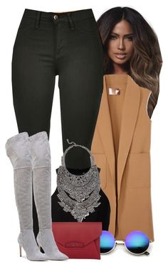 """""""Love yourself!"""" by crystal-inman on Polyvore featuring Alexander Wang, T By Alexander Wang, Revo, DYLANLEX, Givenchy and Sam Edelman"""
