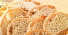 So I can have ciabatta sandwiches; as my grocery store no longer sells their ciabatta rolls Ciabatta, Biscotti Biscuits, Italian Bread Recipes, Baking Stone, Rustic Italian, King Arthur Flour, Diabetic Desserts, Yeast Bread, Flour Recipes