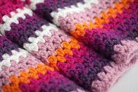 Granny stripe. :)  LOVE these colours