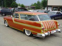 ◆Custom 1955 Pontiac Safari◆