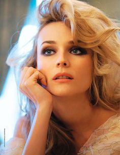 Diane Kruger is a German actress and former fashion model. She is known for roles such as Helen in Troy, Dr. Abigail Chase in National Treasure and its sequel, Bridget von Hammersmark in Inglourious Basterds, Anna in Mr. Nobody, and Gina in Unknown. Wikipedia