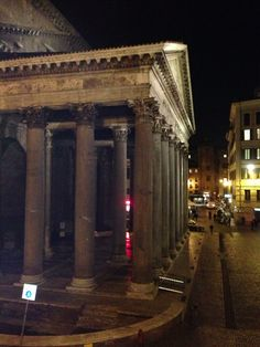 View of the Pantheon from our room at Albergo del Senato