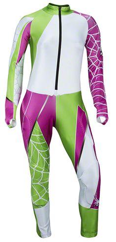 Spyder Womens Performance GS Race Suit: Sassy Pink: Item 2218 @ ARTECHSKI.com: