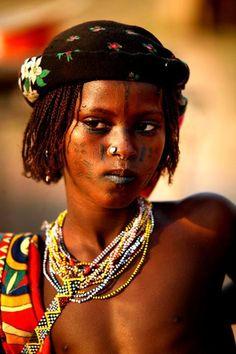 African Portraits | ©Quim Fàbregas