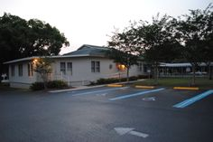 The Eighth Avenue Senior Center in Tuscawilla Park occupies the old WMOP radio station building.  The center provides on-site and off-site programs for Ocala's senior citizens including wood carving, bingo, dance, exercise, shuffleboard, etc.  and is home to the Center Stage Band.