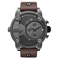 Only The Brave Watch by Diesel