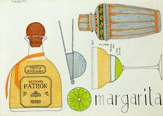 Margarita di lucillavecc su Etsy