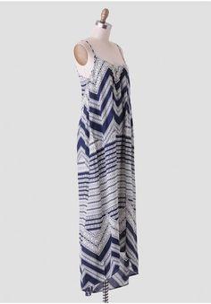 285d4c20e9b Resort Spa Printed Maxi Dress