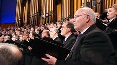 Mormon Tabernacle Choir - I Need Thee Every Hour    More LDS Gems at:  www.MormonLink.com