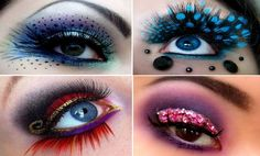 Smokey Eye Makeup.