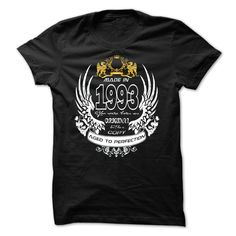 nice  made in 1993 original  Order Now!!! ==> http://pintshirts.net/birth-years-t-shirts/good-price-made-in-1993-original-cheap-online.html