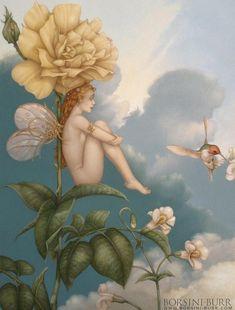 Shade of the Rose   Borsini-Burr Gallery