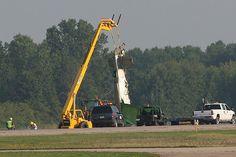 Warbird Crash - Clean up | Flickr - Photo Sharing!