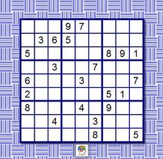 Sudoku interactivo de nivel de dificultad medio #sudokus #juegosdeinteligencia