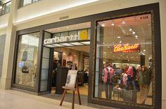 Carhartt MOA shop front