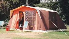 MARECHAL 6 BERTH Family frame tent