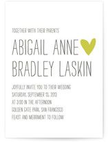 Passing Notes Wedding Programs by annie clark Heart Wedding Invitations, Letterpress Wedding Invitations, Wedding Invitation Design, Wedding Stationary, Bridal Shower Invitations, Party Invitations, Invitation Ideas, Unique Wedding Programs, Wedding Ideas