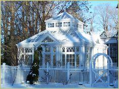 Classic English Greenhouse Conservatory - Tanglewood Conservatories | Tanglewood Conservatories