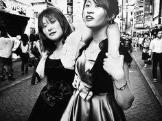 Street Photography by Tatsuo Suzuki