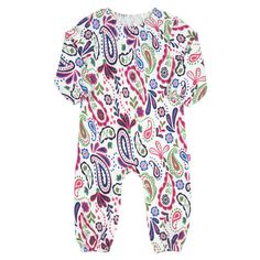 Kite - Organic Cotton - Romper - Paisley