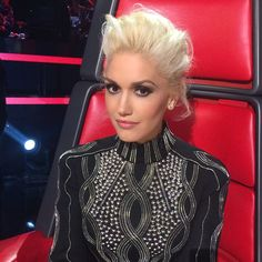 The Queen Gwen Stefani / The Voice