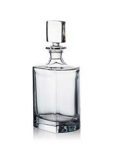 Rogaska 1665 Manhattan Whiskey Decanter