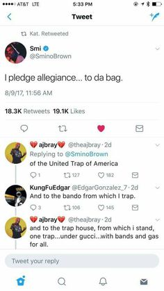 Did the hood pledge Real Talk Quotes, Fact Quotes, Mood Quotes, Life Quotes, Funny Relatable Quotes, Funny Tweets, Funny Memes, Twitter Quotes, Tweet Quotes