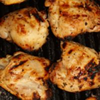 Smoky Barbecue Chicken