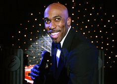 """Eric Jordan Young is the """"human force of nature"""" in VEGAS! the show"""