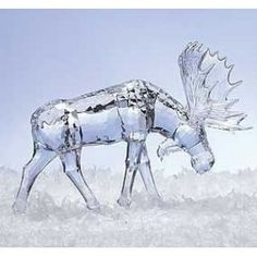 animal ice sculptures - Google Search