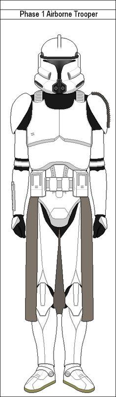 Phase 1 Airborne Trooper by MarcusStarkiller on DeviantArt