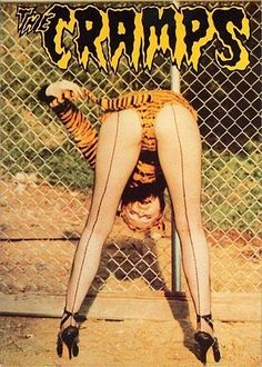 CRAMPS 1986 Date With Elvis Tour Book psychobilly rockabilly garage punk EX Rock Posters, Concert Posters, Music Posters, Gig Poster, Punk Rock, Photo Rock, Concert Rock, Illustration Photo, The Cramps